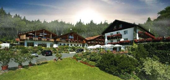 Hotel Waldschlößl In Neukirchen Bhlblut
