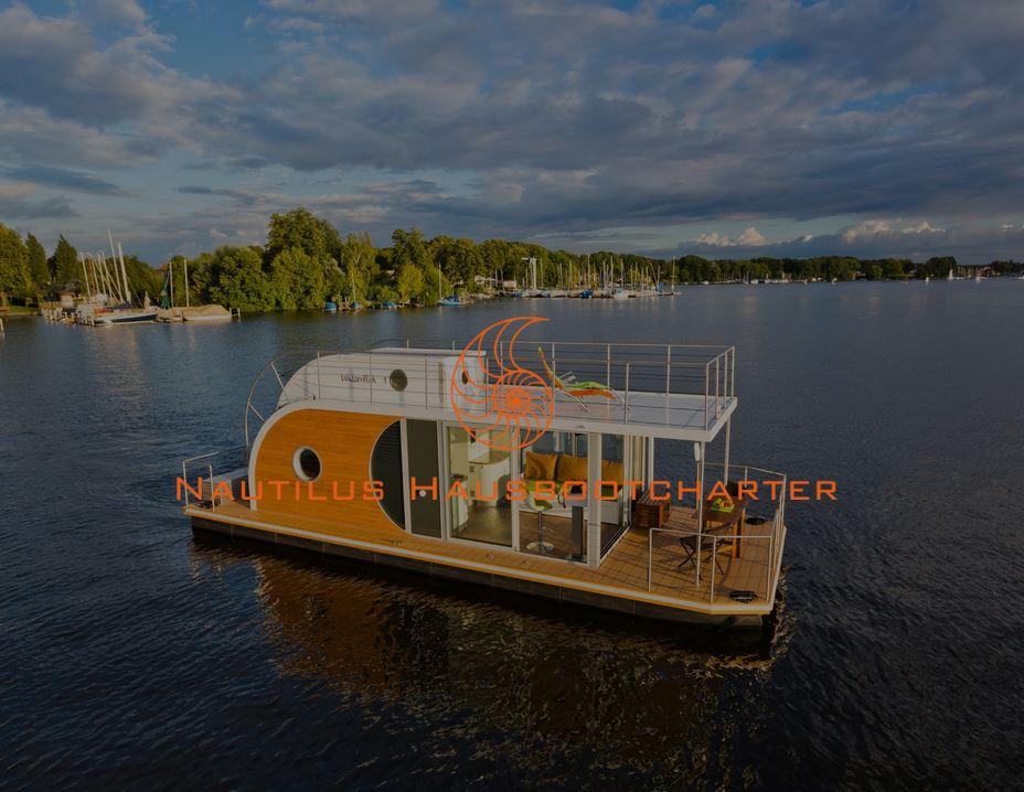 Hausboot chartern - Hund willkommen