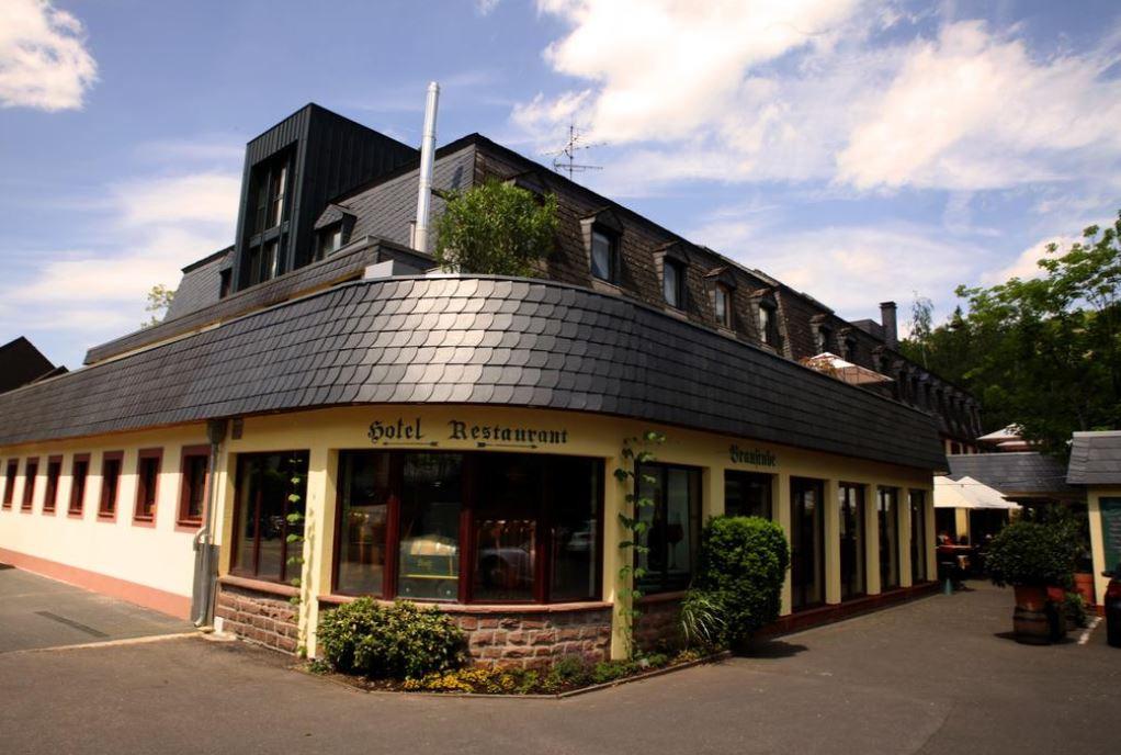 Blesius Garten Hotel Restaurant Hausbrauerei In Trier