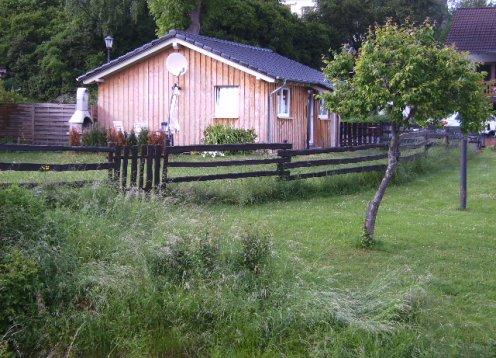 Omas Häuschen - Ferienhaus Romag - Urlaub mit Hund in der Eifel