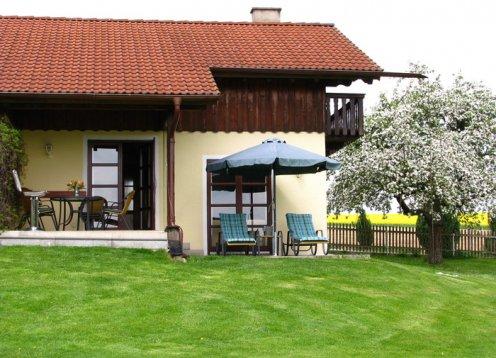 Ferienhaus Sonnenschein in Hebertsfelden - hundefreundlich
