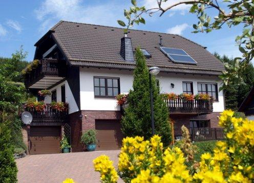 TOP 4 Sterne Ferienwohnung in Winterberg - Hund erlaubt