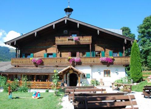Erlebnisurlaub auf dem Millinghof im Salzburger Land