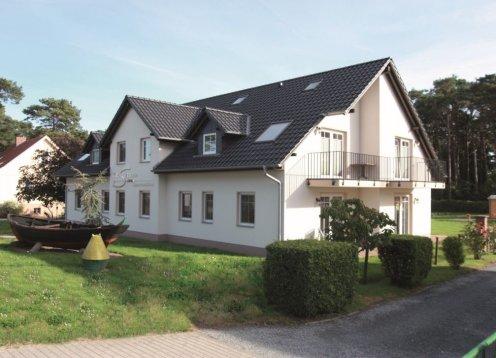 Appartementhaus Zur Schaabe auf Rügen mit Hund