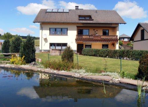 Ferienwohnungen in hessische Rhön, ruhige Fewo. mit WLAN Hund erlaubt