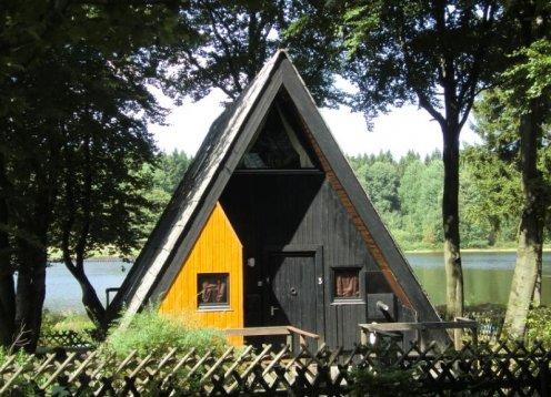 Ferienpark am Waldsee - in Clausthal-Zellerfeld -Harz - Hund erlaubt
