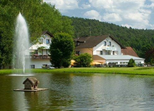 Hotel Pappelhof in Weidenbach in der Vulkaneifel