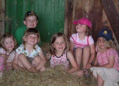 Ferienbauernhof Kruse in Grömitz Kinderparadies und Ruheoase