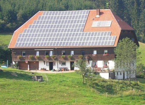 Rutscherhof- Biobauernhof im Südschwarzwald ! Erholung pur !