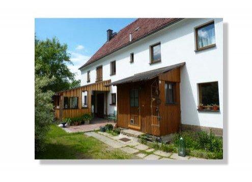 Ferienhaus Dobra bei Stolpen Sächsische Schweiz mit Hund