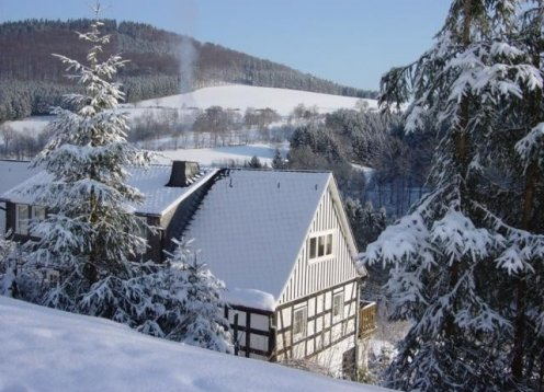 Obergeschoßwohnung im Ferienhaus Demberg in Schmallenberg-Oberkirchen