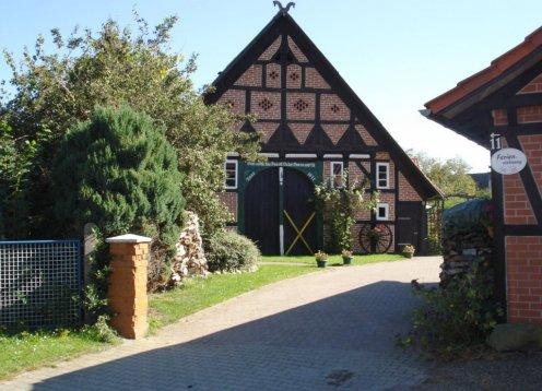 De lüt Ferienhof - Jameln im Wendland - Lüneburger Heide