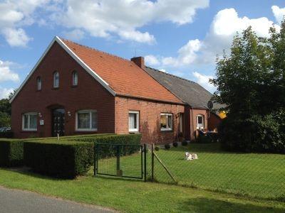 Urlaub mit Hund Fewo-Haus-Arnolde Nordsee Ostfriesland Küste Senioren