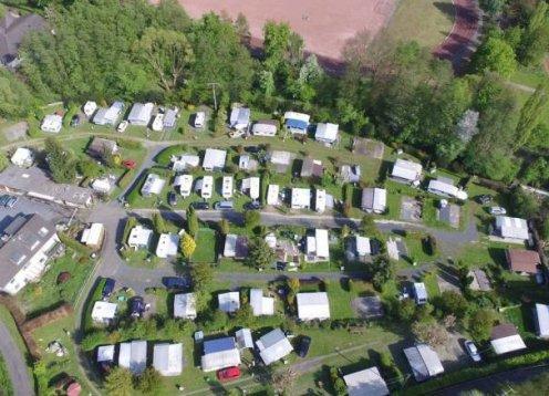 Camping im Siebengebirge - Wohnwagenvermietung und Stellplätze