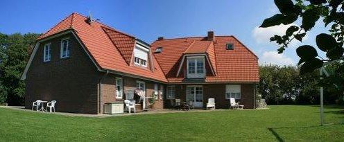 Urlaub im Haus Deichgraf auf Nordstrand - Hund erlaubt