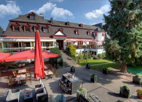 Hotel Deutschherrenhof in Zeltingen-Rachtig- Hund erlaubt