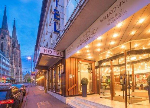 Hotel Marburger Hof in Marburg an der Lahn - Hund erlaubt