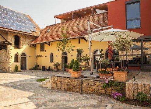Ferien auf dem Weingut Chumbderhof im Weinerlebnisland Rheinhessen