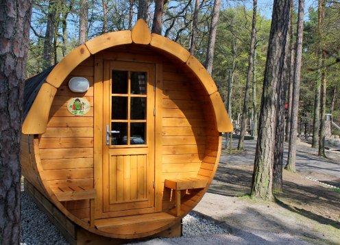 Campingplatz Pommernland auf Usedom mit Hund, Zinnowitz