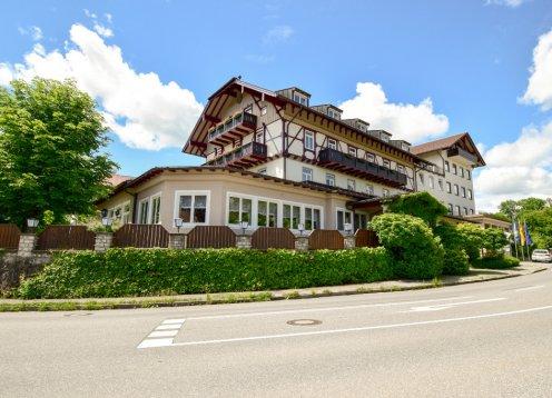 Hotel Seeblick Bernried mit Hund
