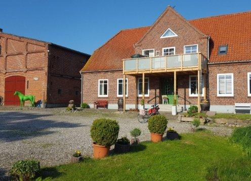 Ferien-Reiterhof Familie Ogriseck in Bannesdorf auf Fehmarn