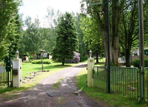 Ferienanlage Seeblick Falkenhain in Mittweida - Hundeurlaub