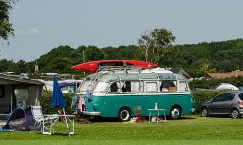 Gammelbro Camping in Haderslev -