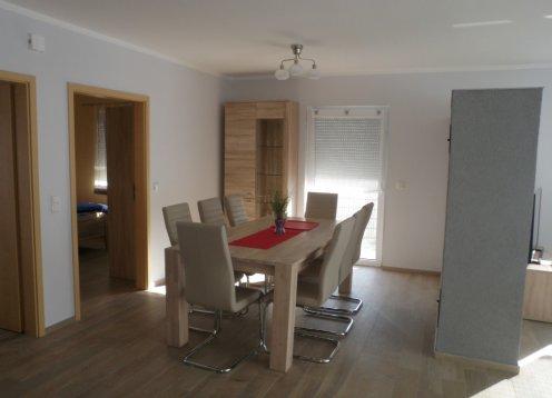 Haus Werder auf der Insel Usedom - Wohnung 4
