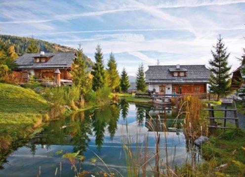 Almdorf Seinerzeit - einzigartiges Almhüttendorf in Kärnten