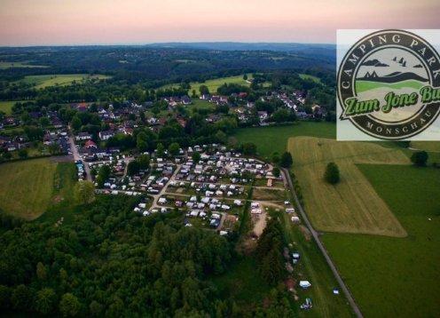 "Campingpark ""Zum Jone Bur"" in Monschau mit Hund"