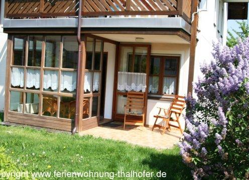 Ferienwohnung Thalhofer im Rottaler Bäderdreieck (Bayerbach)