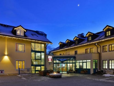 Best Western Plus Hotel Erb in Parsdorf bei München - Hund erlaubt