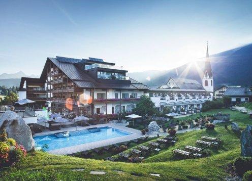 5 Sterne für 4 Pfoten - Hotel Klosterbräu Seefeld in Tirol mit Hund