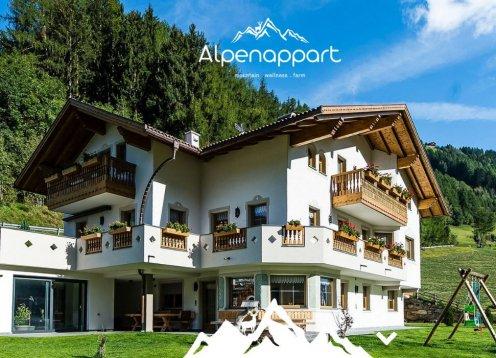 Alpenappart im Wanderparadies Steinhaus im Ahrntal mit Hund