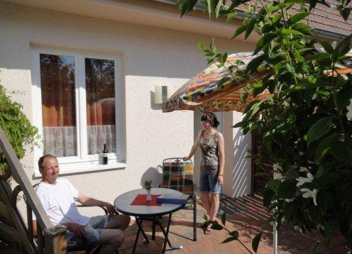Ferien an der Müritz - Gästehaus Müritzsee mit Hund