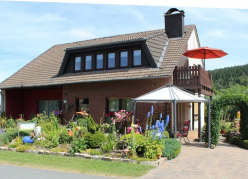 Ferienwohnungen Haus Heidegarten Horn Bad Meinberg Teutoburger Wald