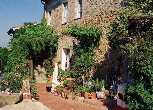 Villa La Rogaia Ferienwohnungen für den Urlaub mit Hund in Umbrien