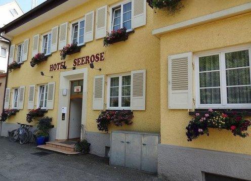 Wohlfühlhotel Seerose in Lindau am Bodensee mit Hund