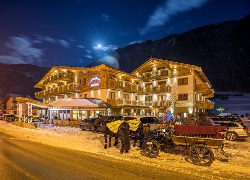 Hotel Riederhof in Tirol in Ried im Oberinntal