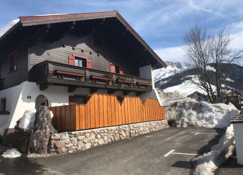 Gästehaus Katharina Ferienwohnungen in Hochfilzen im Pillerseetal