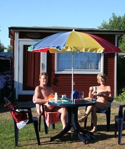 Ostsee strand camping fkk rosenfelder Campsite map