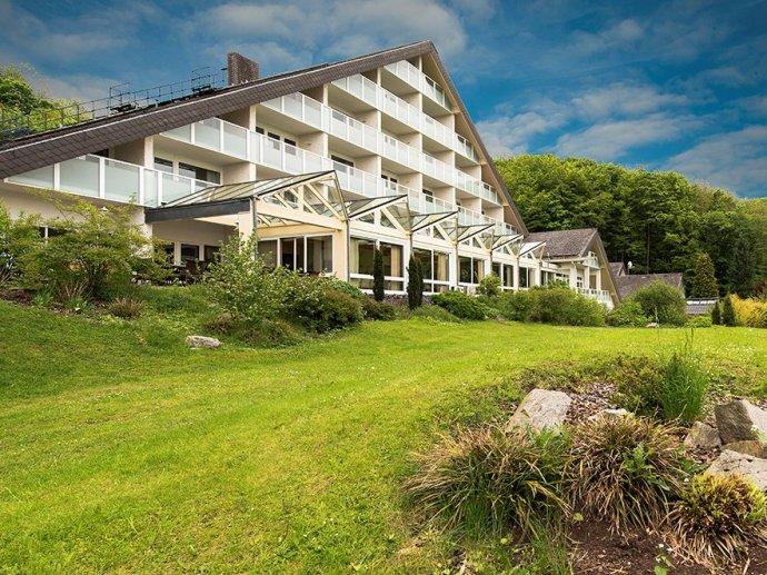 Sterne Blockhaus Hotel Vogtland