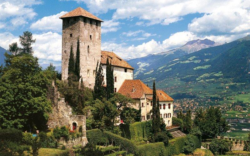 Urlaubsregion Südtirol - Italien
