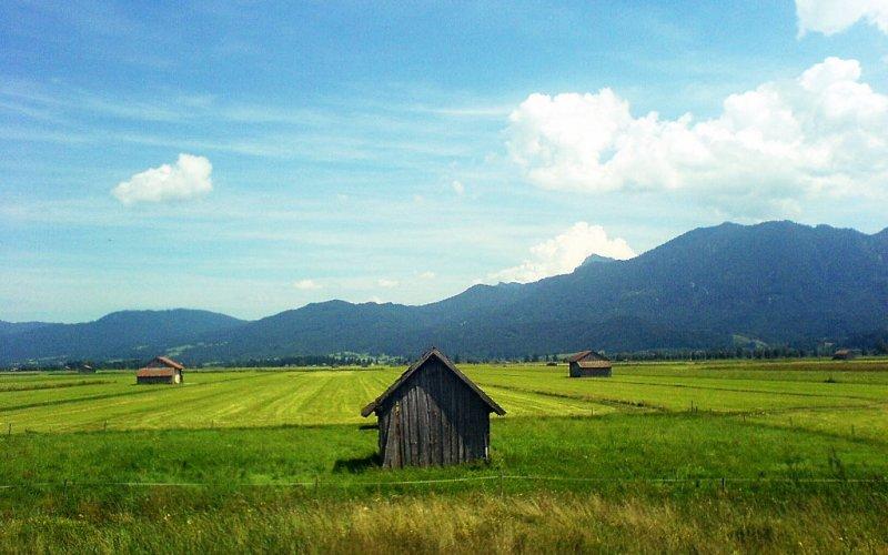 Bayern - Wohlfühlen und Entspannen